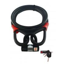 DoubleLock Cable Lock BEAST