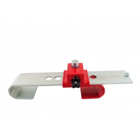 DoubleLock Container Lock RED KA