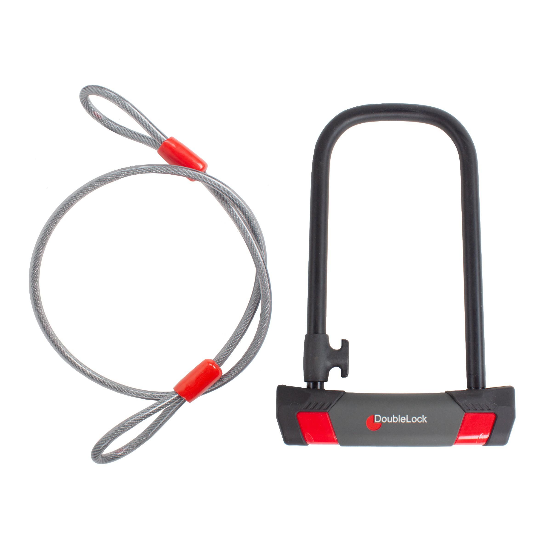 DoubleLock U-Lock 230/14 Cable
